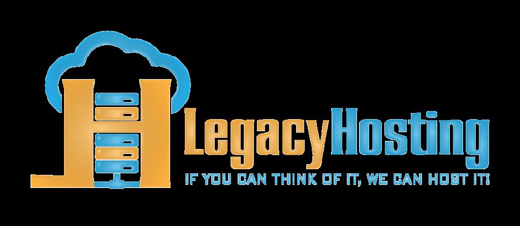 Sponsor - LegacyHosting
